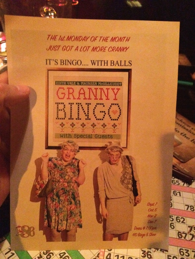 Granny Bingo